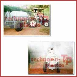 Fertilizer Spraying Tanks